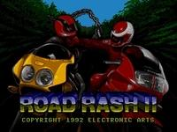 Road Rash 2, capture décran